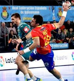 Balonmano IES CTEIB