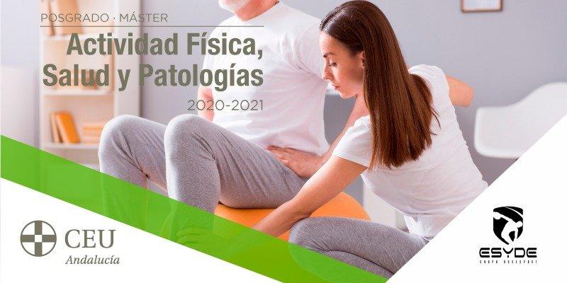 CEU Máster Actividad Física, Salud y Patologías Estudia Deporte