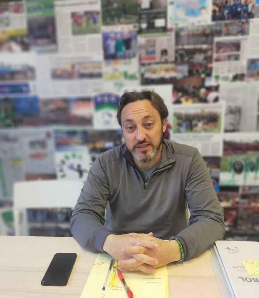 Entrevista a Juanjo Bendicho, Creador del Colpbol Estudia Deporte