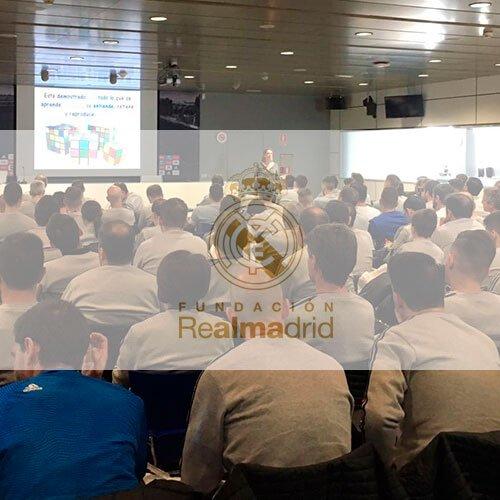 Congreso Internacional por una Educación Real Valores y Deporte Fundación Real Madrid Estudia Deporte