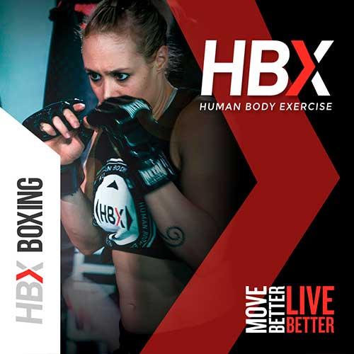 Curso HBX Boxing ESHI