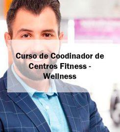 Curso de Coordinador de Centros Fitness-Wellness