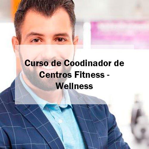EFAD Curso de Coodinador de Centros Fitness - Wellness Estudia Deporte