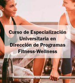 Curso de Especialización en Dirección de Programas Fitness-Wellness