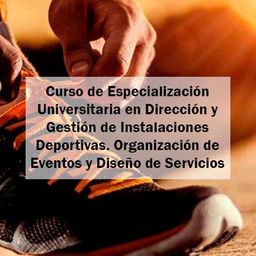 EFAD Curso de Especialización Universitaria en Dirección y Gestión de Instalaciones Deportivas. Organización de Eventos y Diseño de Servicios Estudia Deporte