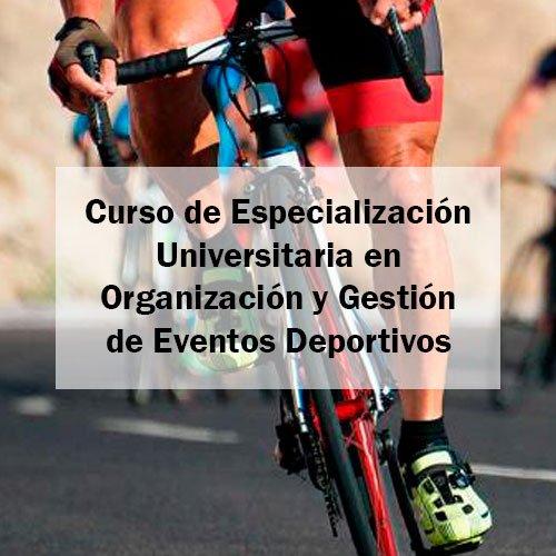EFAD Curso de Especialización Universitaria en Organización y Gestión de Eventos Deportivos Estudia Deporte