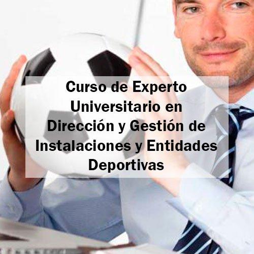 EFAD Curso de Experto Universitario en Dirección y Gestión de Instalaciones y Entidades Deportivas Estudia Deporte