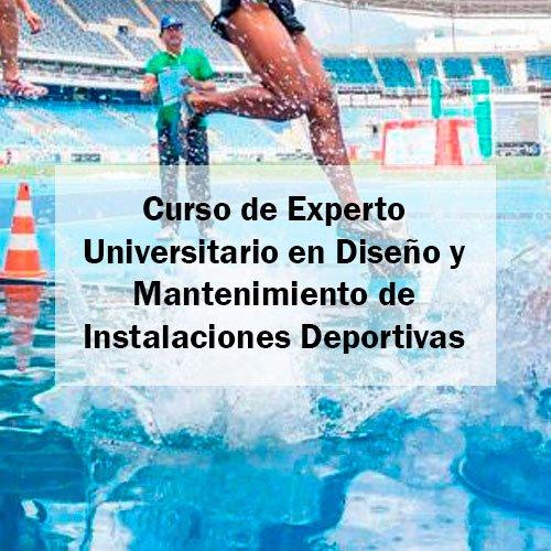EFAD Curso de Experto Universitario en Diseño y Mantenimiento de Instalaciones Deportivas Estudia Deporte