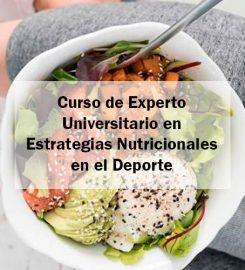 Curso de Experto en Estrategias Nutricionales en el Deporte