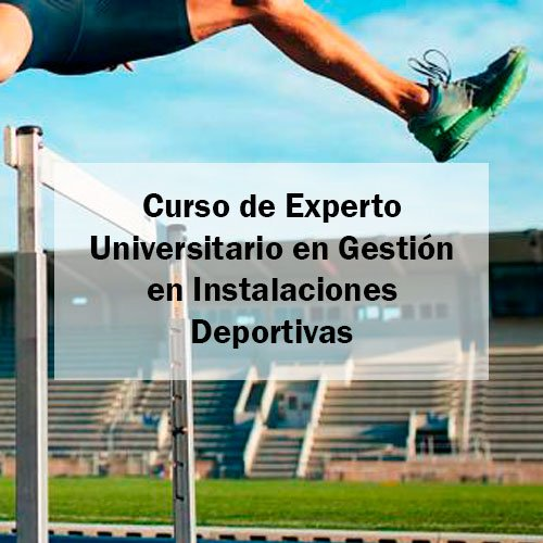 EFAD Curso de Experto Universitario en Gestión en Instalaciones Deportivas Estudia Deporte