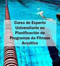 Curso de Experto en Planificación de Programas de Fitness Acuático