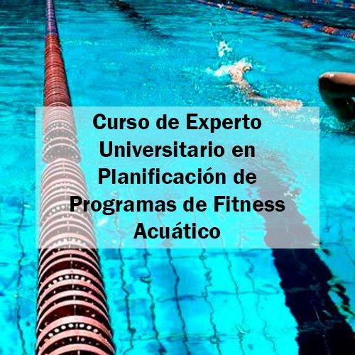 EFAD Curso de Experto Universitario en Planificación de Programas de Fitness Acuático Estudia Deporte
