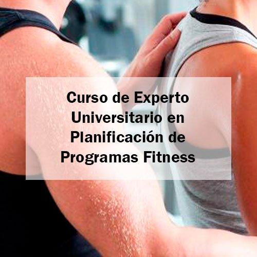 EFAD Curso de Experto Universitario en Planificación de Programas Fitness Estudia Deporte