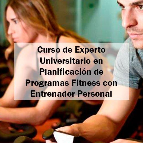 EFAD Curso de Experto Universitario en Planificación de Programas Fitness con Entrenador Personal Estudia Deporte