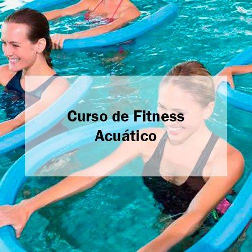 EFAD Curso de Fitness Acuático Estudia Deporte