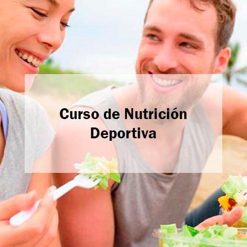 EFAD Curso de Nutrición Deportiva Estudia Deporte