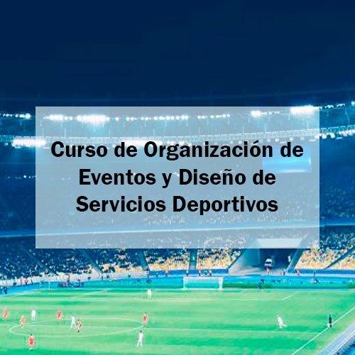 EFAD Curso de Organización de Eventos y Diseño de Servicios Deportivos Estudia Deporte