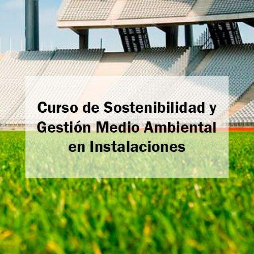 EFAD Curso de Sostenibilidad y Gestión Medio Ambiental en Instalaciones Deportivas Estudia Deporte