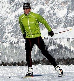 Esquí de Fondo EFTE de Montjuïc