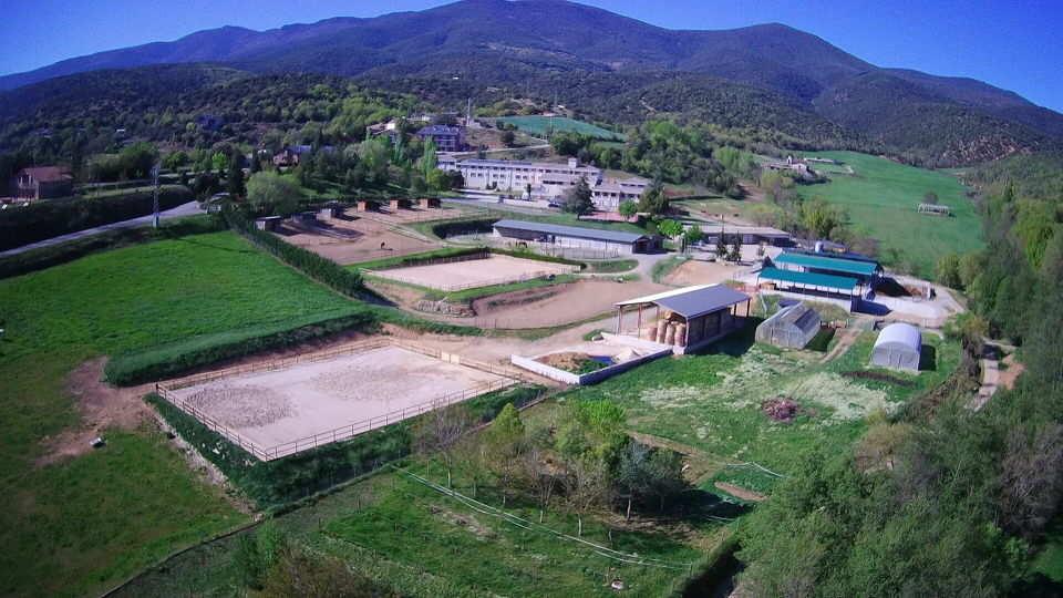 FP Actividades Ecuestres en la EA del Pirineu Estudia Deporte