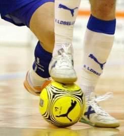 Fútbol Sala INS Alexandre Satorras