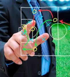 Gestión Deportiva URL, Sport Management