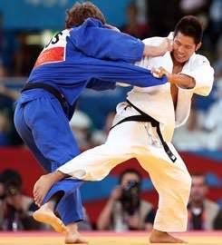 Judo EFTE de Caparrella