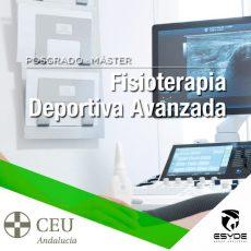 CEU Máster Fisioterapia Deportiva Avanzada Estudia Deporte