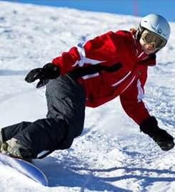 Snowboard IES Domingo Miral