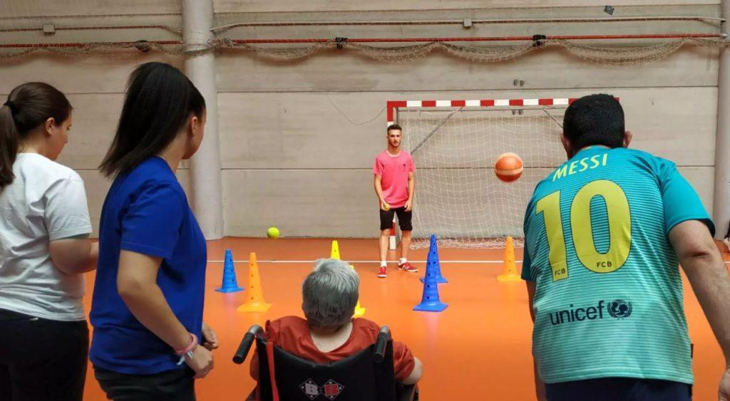 TSEAS CFI Reina Isabel Estudia Deporte